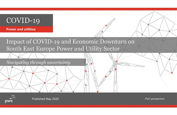 Impact of COVID 19 and Economic Downturn on South East Europe Power and Utilit y Sector